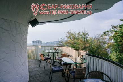 Ресторан раки в Сочи оптом